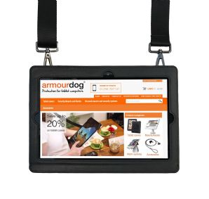 armourdog® hand and shoulder strap case for Lenovo E10 tablet